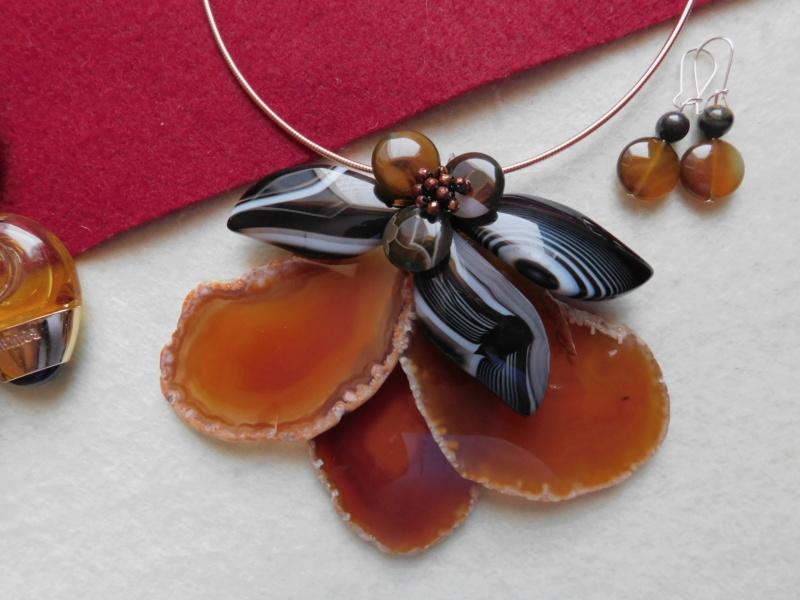 """""""Flori de piatră-Bijoux"""" albumul II-bijuterii artizanale marca Didina Sava - Pagina 2 00850"""