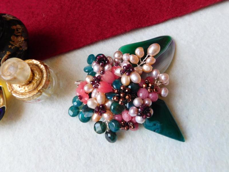 """""""Flori de piatră-Bijoux"""" albumul II-bijuterii artizanale marca Didina Sava - Pagina 2 00853"""