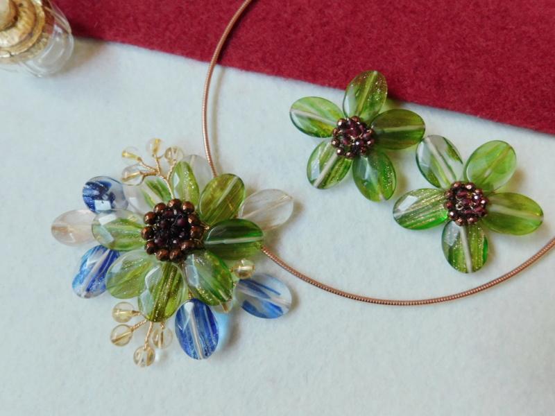 """""""Flori de piatră-Bijoux"""" albumul II-bijuterii artizanale marca Didina Sava - Pagina 2 00856"""