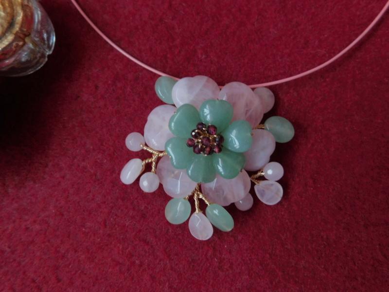 """""""Flori de piatră-Bijoux"""" albumul II-bijuterii artizanale marca Didina Sava - Pagina 2 00857"""