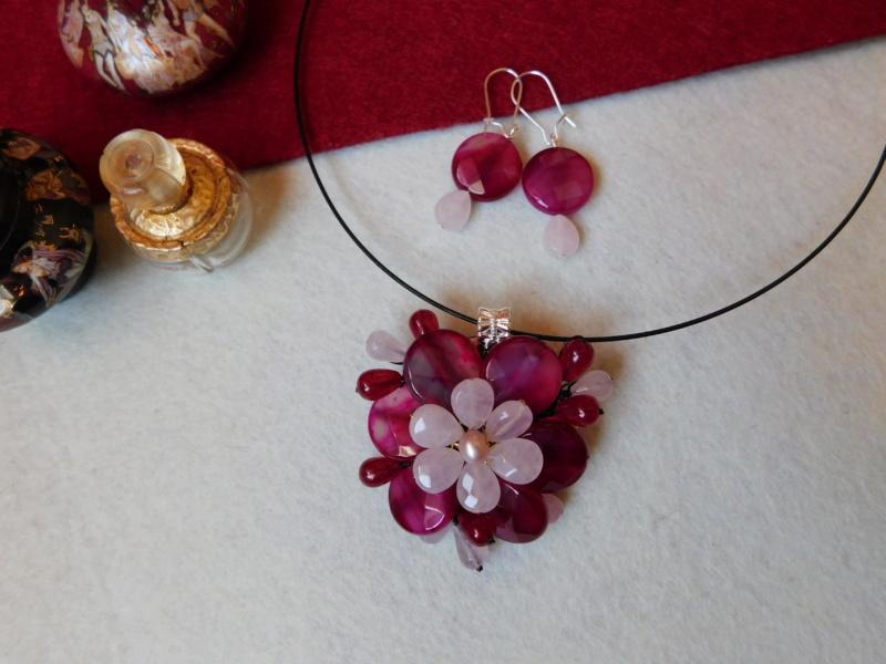 """""""Flori de piatră-Bijoux"""" albumul II-bijuterii artizanale marca Didina Sava - Pagina 8 00910"""