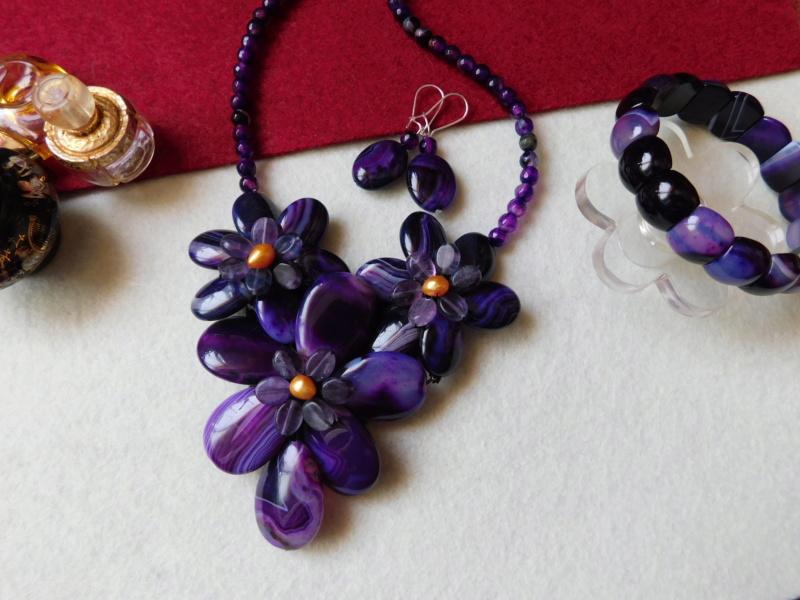 """""""Flori de piatră-Bijoux"""" albumul II-bijuterii artizanale marca Didina Sava - Pagina 8 00912"""