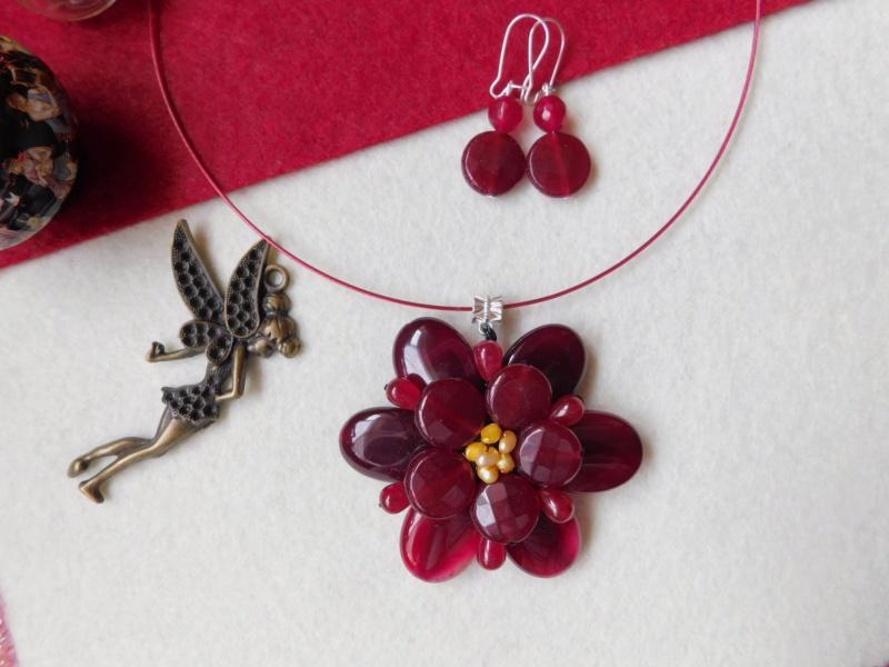 """""""Flori de piatră-Bijoux"""" albumul II-bijuterii artizanale marca Didina Sava - Pagina 8 00913"""