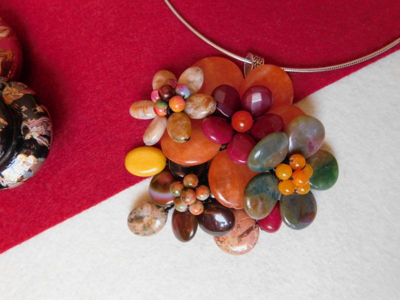 """""""Flori de piatră-Bijoux"""" albumul II-bijuterii artizanale marca Didina Sava - Pagina 7 00914"""
