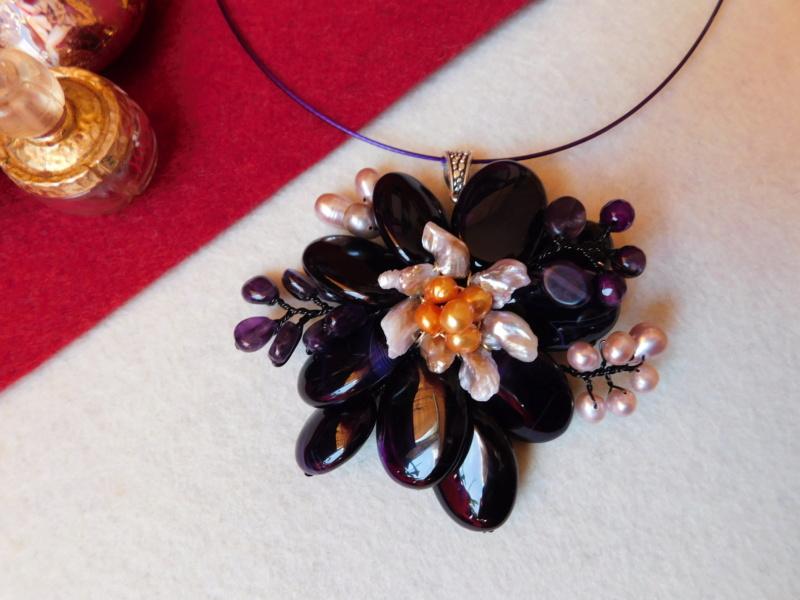 """""""Flori de piatră-Bijoux"""" albumul II-bijuterii artizanale marca Didina Sava - Pagina 4 00917"""