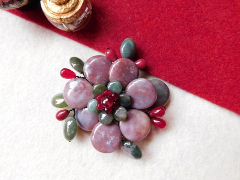"""""""Flori de piatră-Bijoux"""" albumul II-bijuterii artizanale marca Didina Sava - Pagina 3 00919"""