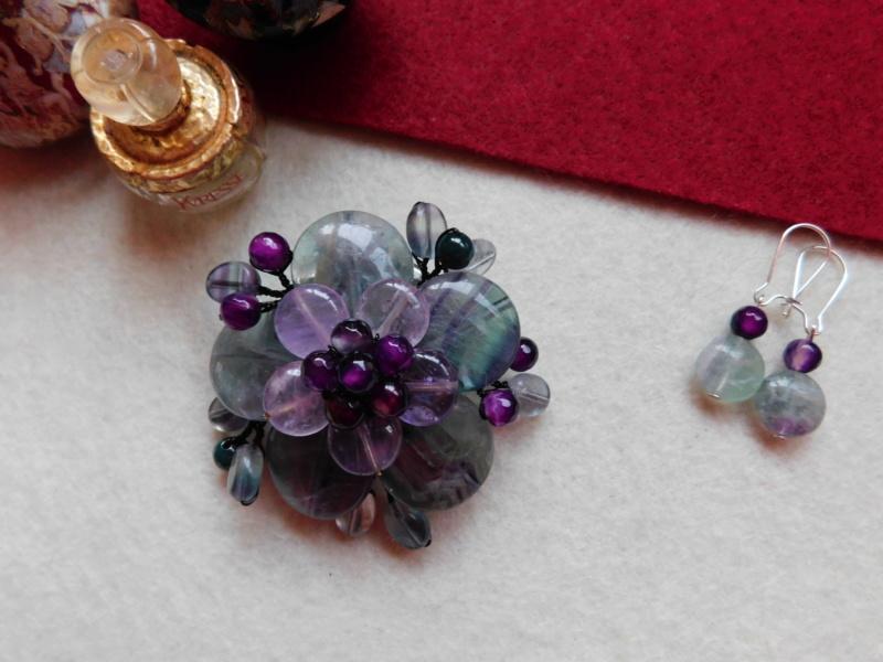 """""""Flori de piatră-Bijoux"""" albumul II-bijuterii artizanale marca Didina Sava - Pagina 3 00921"""