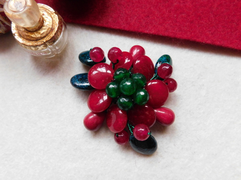 """""""Flori de piatră-Bijoux"""" albumul II-bijuterii artizanale marca Didina Sava - Pagina 5 00922"""