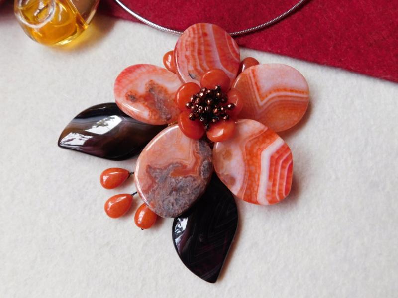 """""""Flori de piatră-Bijoux"""" albumul II-bijuterii artizanale marca Didina Sava - Pagina 5 00925"""
