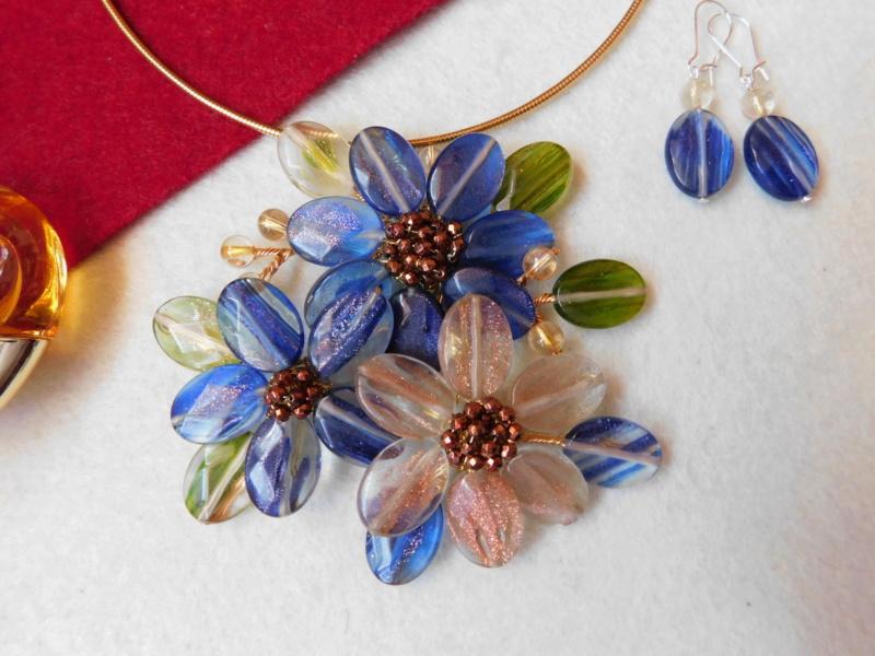 """""""Flori de piatră-Bijoux"""" albumul II-bijuterii artizanale marca Didina Sava - Pagina 3 00929"""