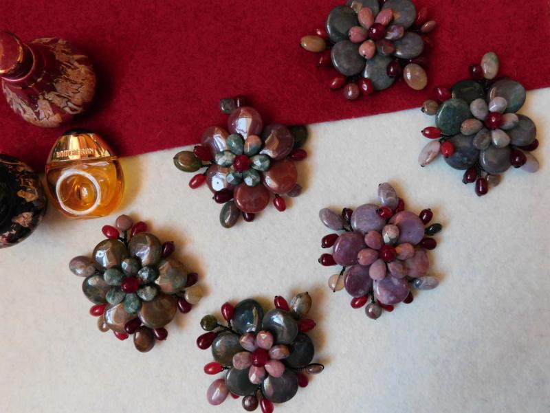 """""""Flori de piatră-Bijoux"""" albumul II-bijuterii artizanale marca Didina Sava - Pagina 3 00931"""