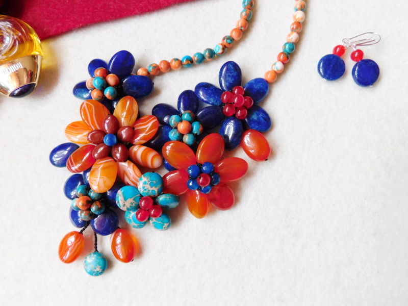 """""""Flori de piatră-Bijoux"""" albumul II-bijuterii artizanale marca Didina Sava - Pagina 3 00932"""