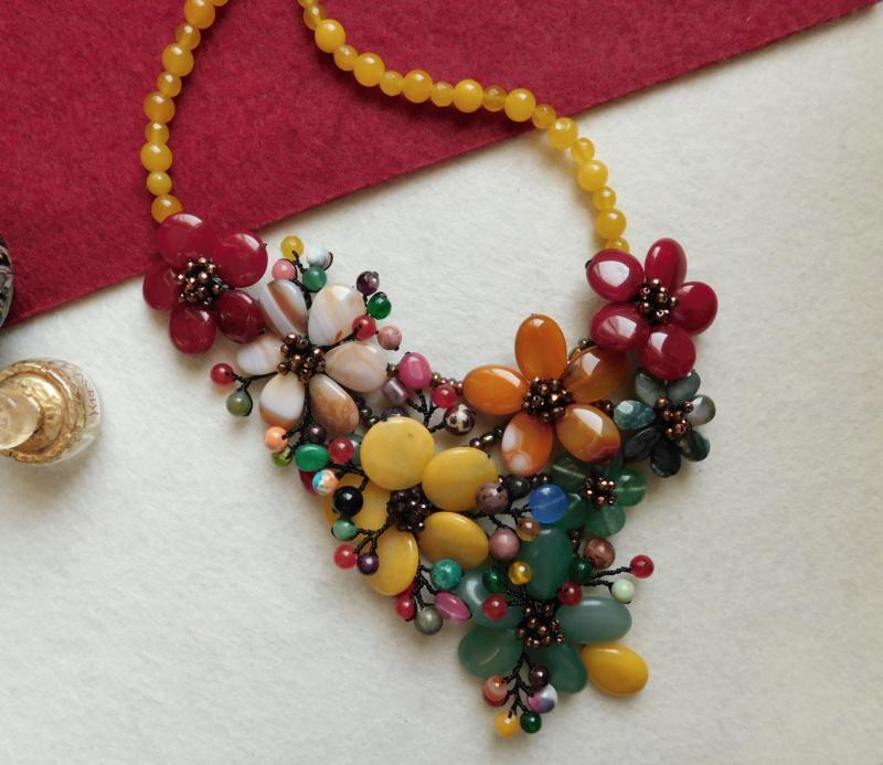 """""""Flori de piatră-Bijoux"""" albumul II-bijuterii artizanale marca Didina Sava - Pagina 2 00940"""