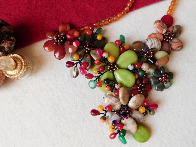 """""""Flori de piatră-Bijoux"""" albumul II-bijuterii artizanale marca Didina Sava - Pagina 2 00941"""