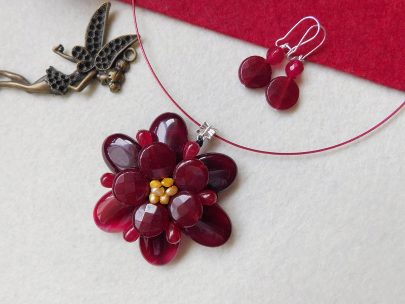 """""""Flori de piatră-Bijoux"""" albumul II-bijuterii artizanale marca Didina Sava - Pagina 8 01013"""