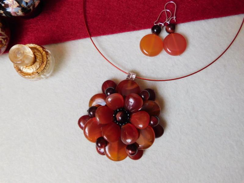 """""""Flori de piatră-Bijoux"""" albumul II-bijuterii artizanale marca Didina Sava - Pagina 7 01014"""