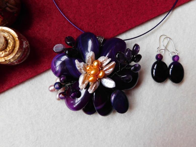 """""""Flori de piatră-Bijoux"""" albumul II-bijuterii artizanale marca Didina Sava - Pagina 4 01017"""