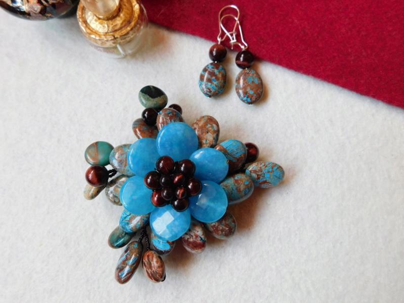 """""""Flori de piatră-Bijoux"""" albumul II-bijuterii artizanale marca Didina Sava - Pagina 3 01019"""