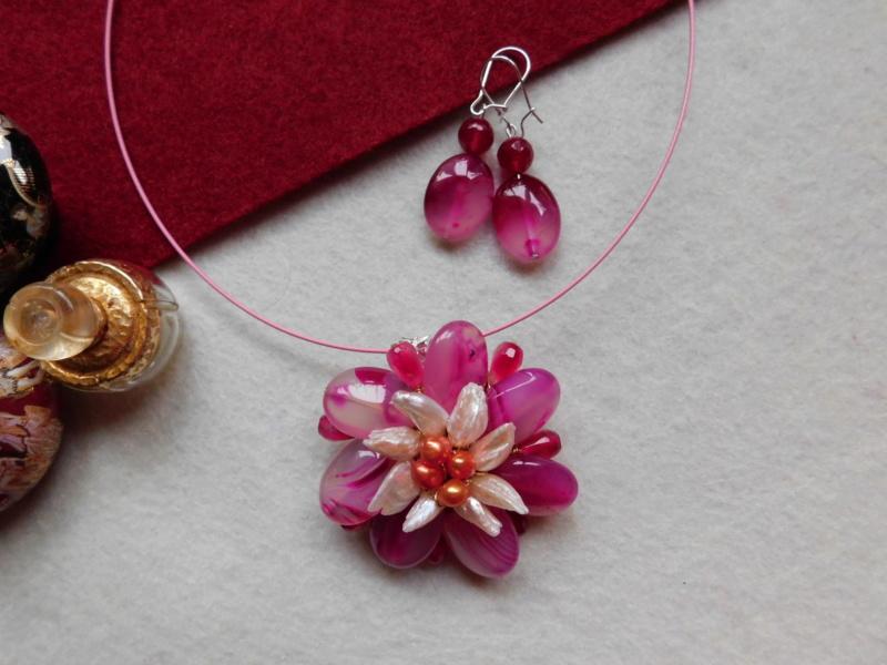 """""""Flori de piatră-Bijoux"""" albumul II-bijuterii artizanale marca Didina Sava - Pagina 3 01022"""
