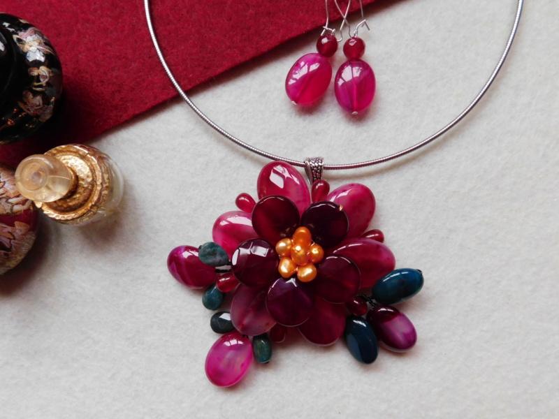 """""""Flori de piatră-Bijoux"""" albumul II-bijuterii artizanale marca Didina Sava - Pagina 3 01023"""