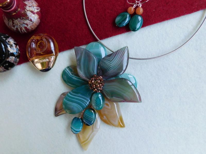 """""""Flori de piatră-Bijoux"""" albumul II-bijuterii artizanale marca Didina Sava - Pagina 2 01030"""