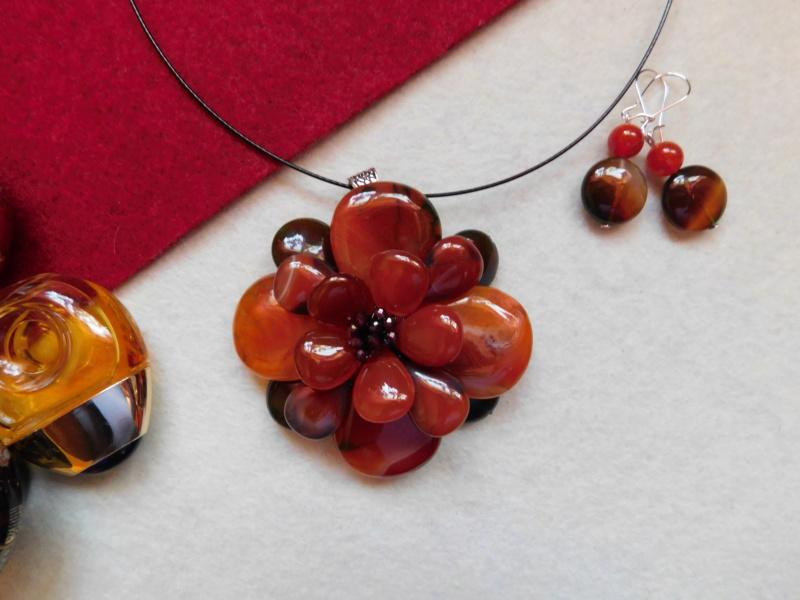 """""""Flori de piatră-Bijoux"""" albumul II-bijuterii artizanale marca Didina Sava - Pagina 2 01032"""