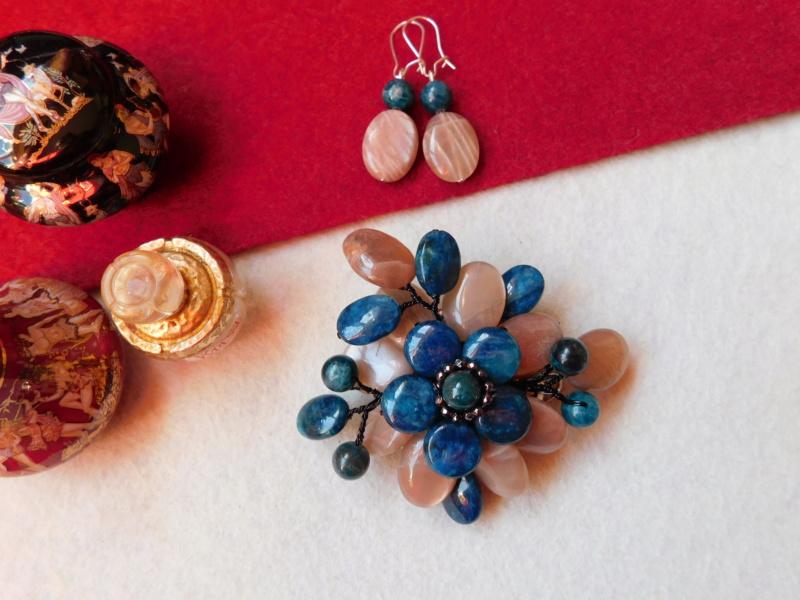"""""""Flori de piatră-Bijoux"""" albumul II-bijuterii artizanale marca Didina Sava - Pagina 3 01114"""