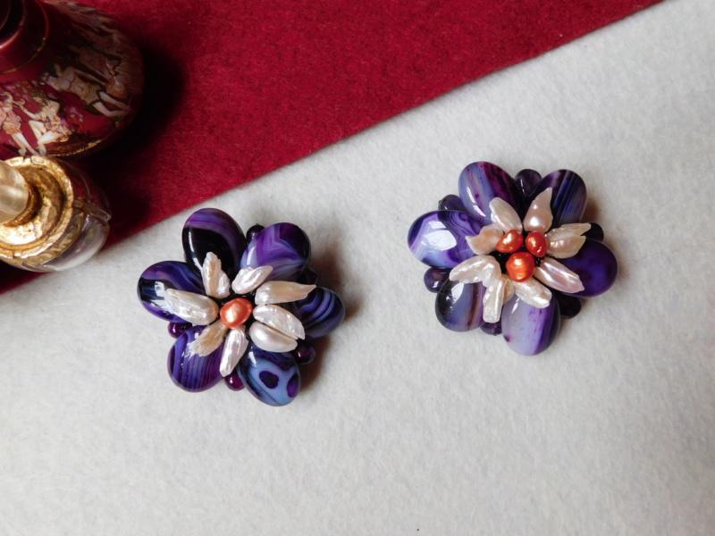 """""""Flori de piatră-Bijoux"""" albumul II-bijuterii artizanale marca Didina Sava - Pagina 3 01115"""