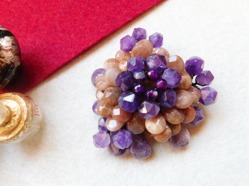 """""""Flori de piatră-Bijoux"""" albumul II-bijuterii artizanale marca Didina Sava - Pagina 5 01116"""