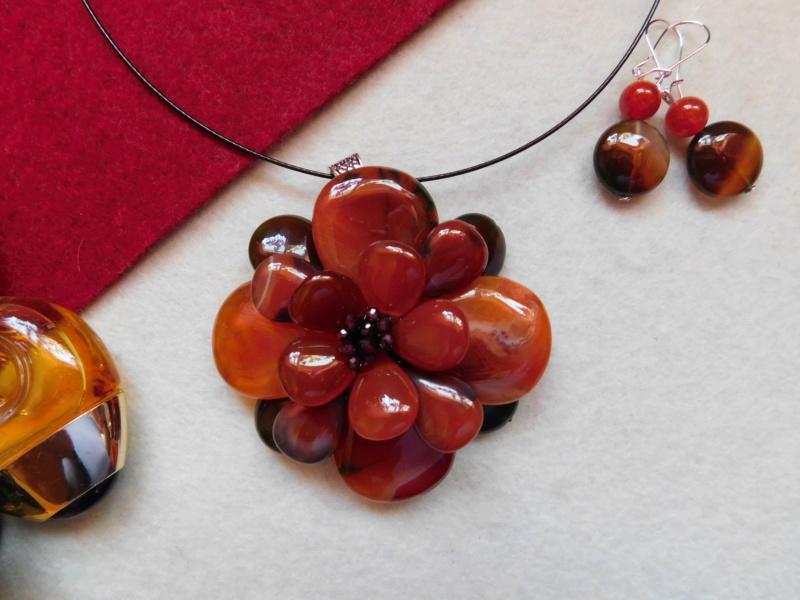 """""""Flori de piatră-Bijoux"""" albumul II-bijuterii artizanale marca Didina Sava - Pagina 2 01126"""