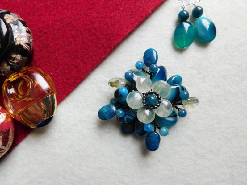 """""""Flori de piatră-Bijoux"""" albumul II-bijuterii artizanale marca Didina Sava - Pagina 2 01127"""