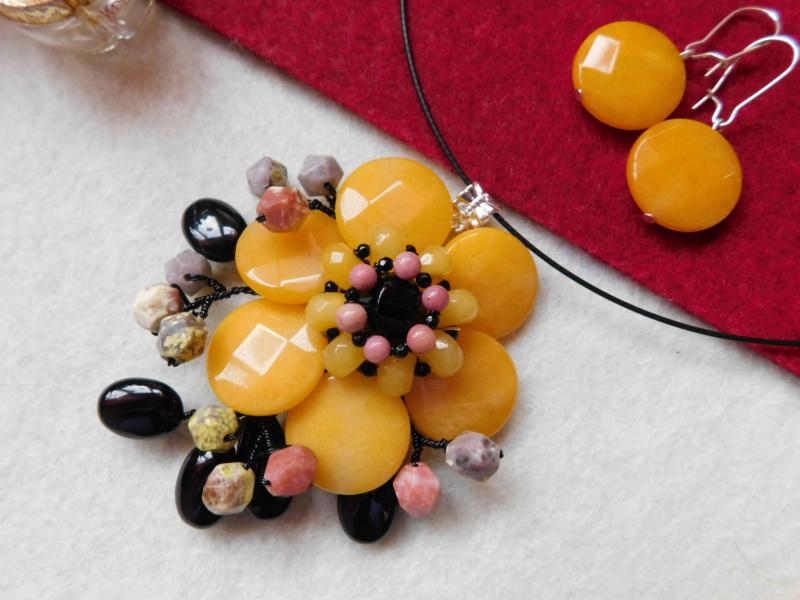 """""""Flori de piatră-Bijoux"""" albumul II-bijuterii artizanale marca Didina Sava - Pagina 8 01211"""
