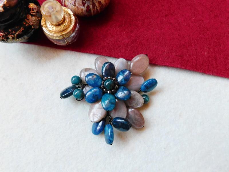 """""""Flori de piatră-Bijoux"""" albumul II-bijuterii artizanale marca Didina Sava - Pagina 3 01217"""