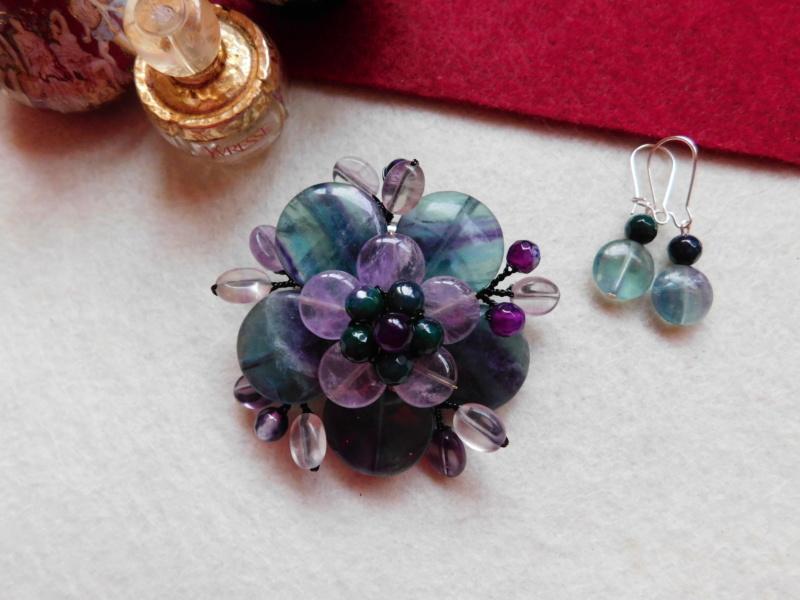"""""""Flori de piatră-Bijoux"""" albumul II-bijuterii artizanale marca Didina Sava - Pagina 3 01219"""