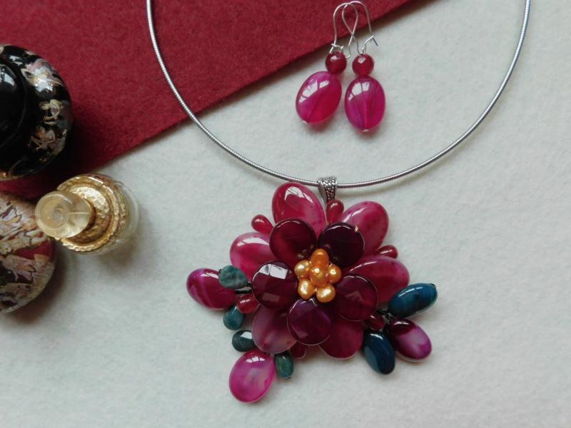 """""""Flori de piatră-Bijoux"""" albumul II-bijuterii artizanale marca Didina Sava - Pagina 3 01220"""