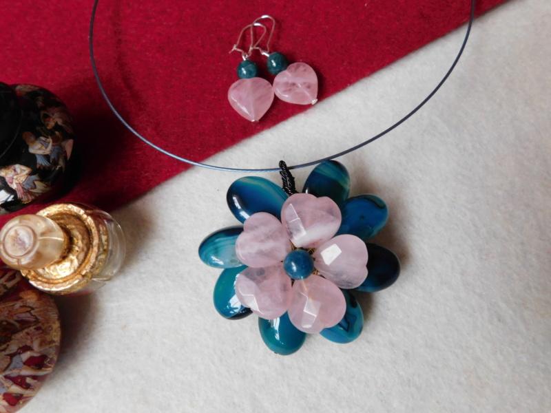 """""""Flori de piatră-Bijoux"""" albumul II-bijuterii artizanale marca Didina Sava - Pagina 5 01223"""