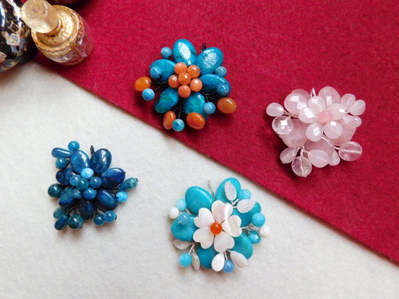 """""""Flori de piatră-Bijoux"""" albumul II-bijuterii artizanale marca Didina Sava - Pagina 5 01224"""
