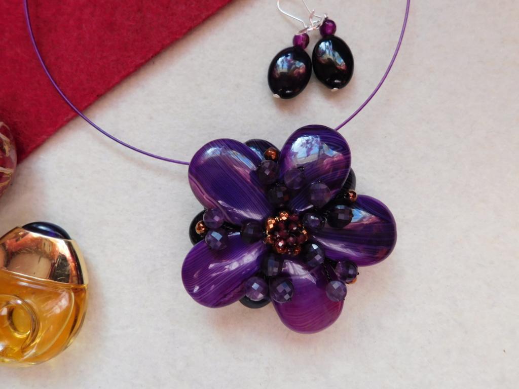 """""""Flori de piatră-Bijoux"""" albumul II-bijuterii artizanale marca Didina Sava - Pagina 3 01229"""
