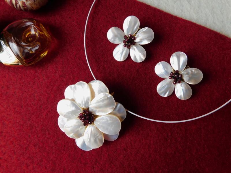 """""""Flori de piatră-Bijoux"""" albumul II-bijuterii artizanale marca Didina Sava - Pagina 2 01234"""