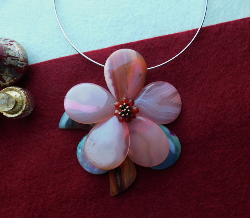"""""""Flori de piatră-Bijoux"""" albumul II-bijuterii artizanale marca Didina Sava - Pagina 2 01235"""