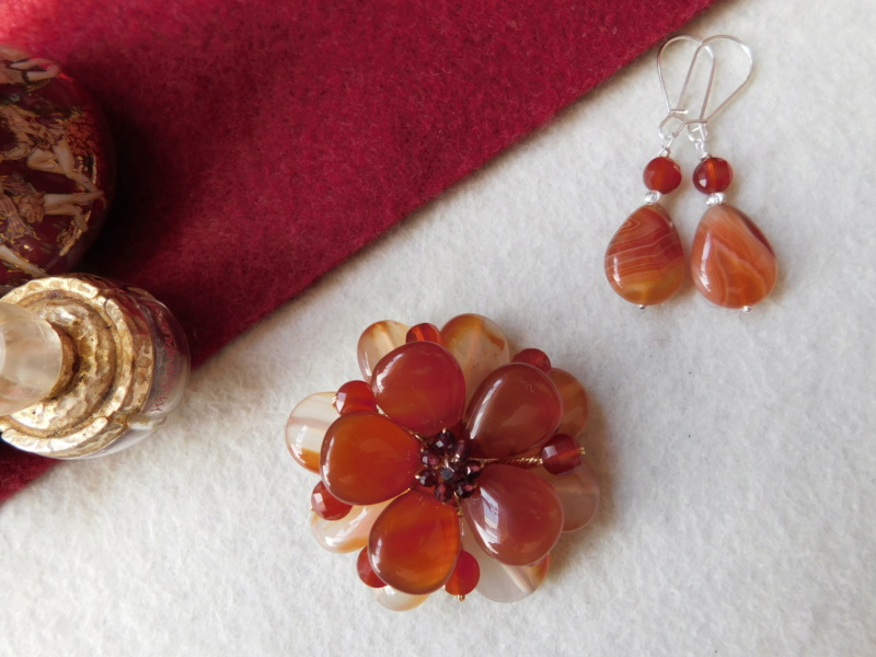 """""""Flori de piatră-Bijoux"""" albumul II-bijuterii artizanale marca Didina Sava - Pagina 2 01237"""