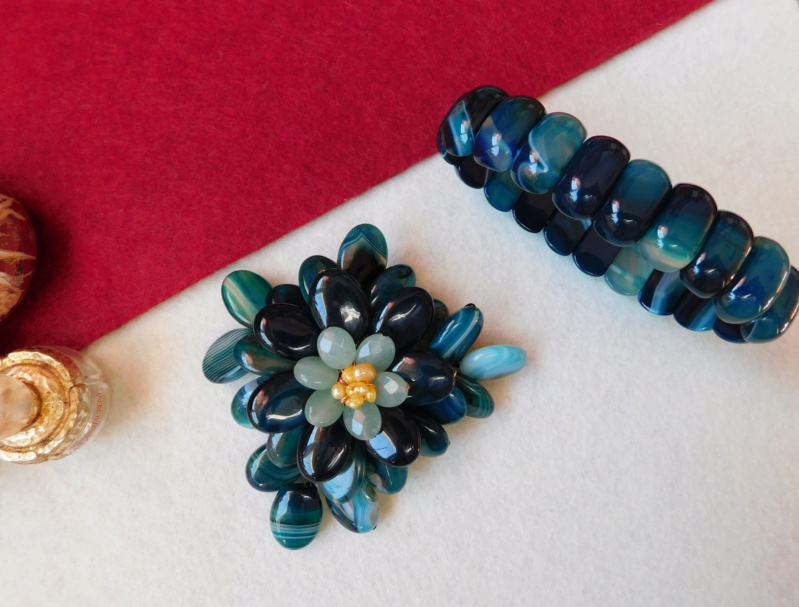 """""""Flori de piatră-Bijoux"""" albumul II-bijuterii artizanale marca Didina Sava - Pagina 3 01311"""