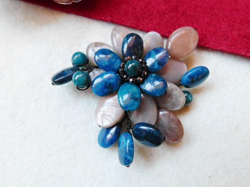 """""""Flori de piatră-Bijoux"""" albumul II-bijuterii artizanale marca Didina Sava - Pagina 3 01312"""