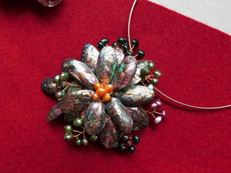 """""""Flori de piatră-Bijoux"""" albumul II-bijuterii artizanale marca Didina Sava - Pagina 5 01315"""