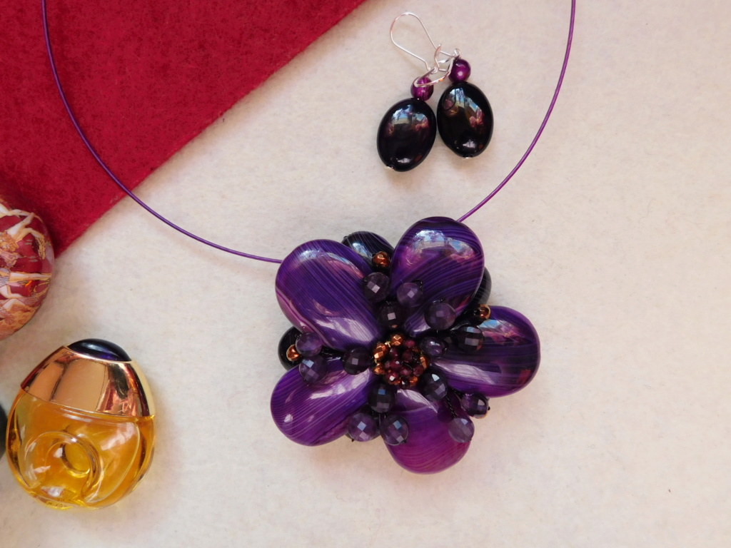 """""""Flori de piatră-Bijoux"""" albumul II-bijuterii artizanale marca Didina Sava - Pagina 2 01320"""