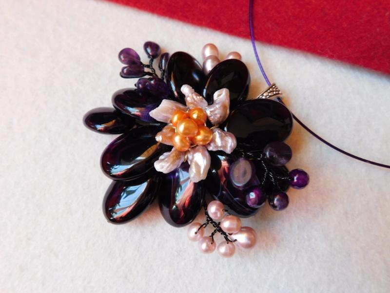 """""""Flori de piatră-Bijoux"""" albumul II-bijuterii artizanale marca Didina Sava - Pagina 4 01411"""