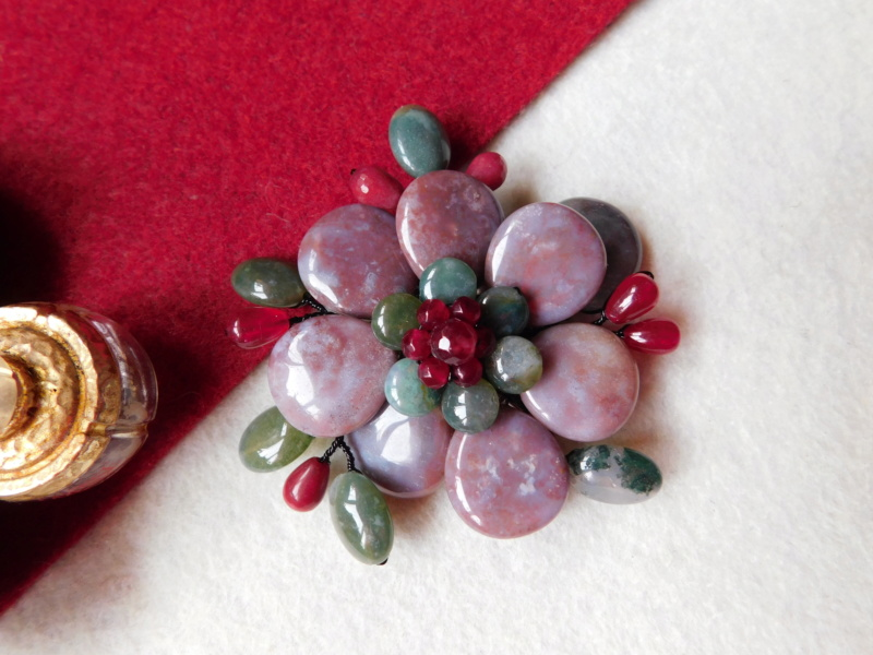 """""""Flori de piatră-Bijoux"""" albumul II-bijuterii artizanale marca Didina Sava - Pagina 3 01413"""