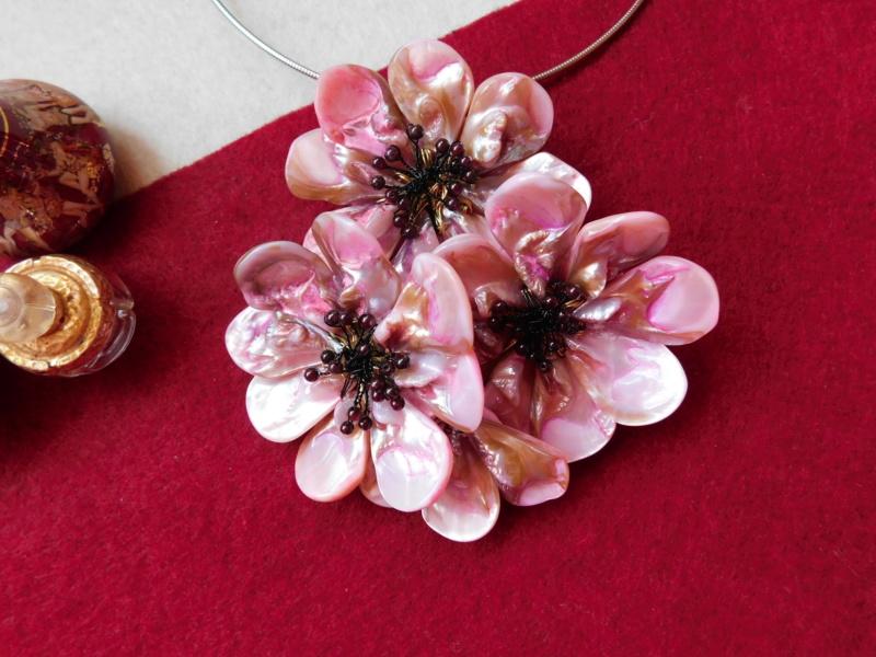"""""""Flori de piatră-Bijoux"""" albumul II-bijuterii artizanale marca Didina Sava - Pagina 5 01420"""
