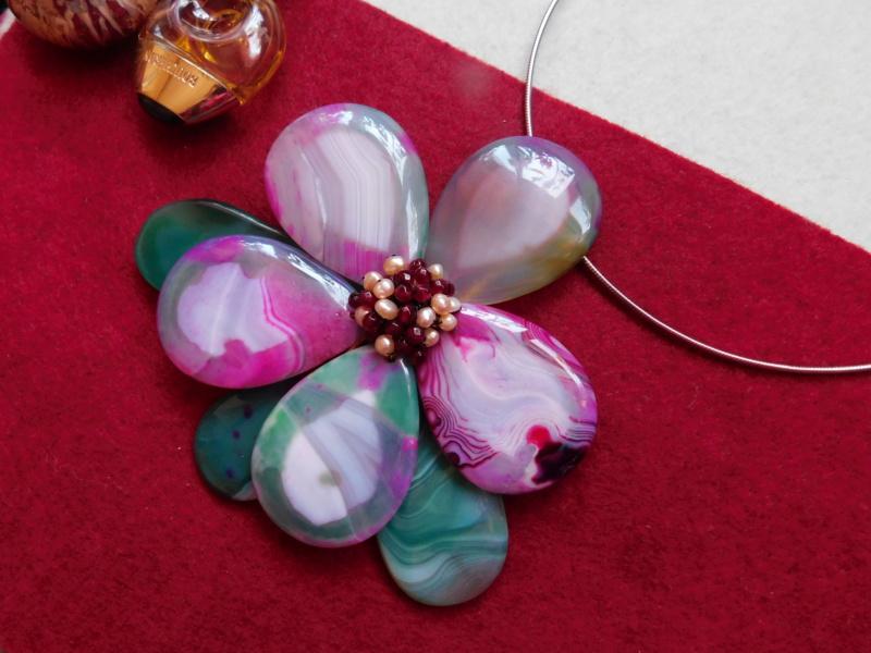 """""""Flori de piatră-Bijoux"""" albumul II-bijuterii artizanale marca Didina Sava - Pagina 5 01423"""