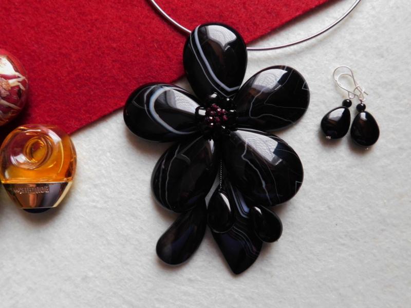 """""""Flori de piatră-Bijoux"""" albumul II-bijuterii artizanale marca Didina Sava - Pagina 3 01430"""